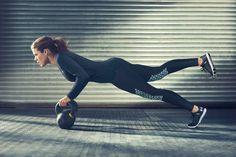 Firm your abs, legs, butt and more with these pumped-up planks. What: Plank. But better than plain plank. Trainer David Kirsch adds moves so you bonus-tone other body parts for an allover workout. …