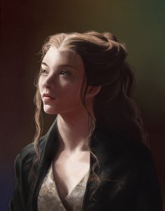 Margaery by MetalheadJack.deviantart.com on @deviantART