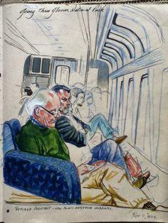Don Colley |#sketchbook #transports