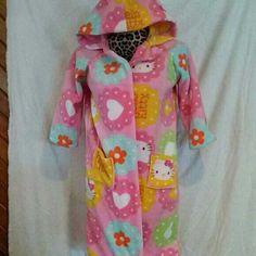 Handmade kids robe