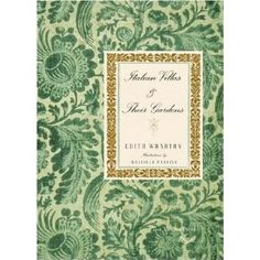 --δ-Θ-Φ-Ω-- : Edith Wharton : Italian Villas and Their Gardens : The Original 1904 Edition