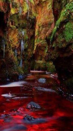 Scotland- blood river