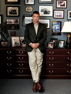 Erik Prince, best known for founding the government services and security company Blackwater USA in North Carolina near Camp Lejeune. Private mercenary outsourced military services to US Government.