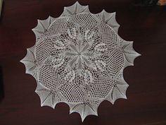 Ravelry: Traube pattern by Herbert Niebling