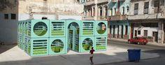 luis ramírez + michel aguilar represents cuba at the london design biennale