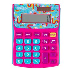 Image for Figure It Out Calculator from Smiggle UK