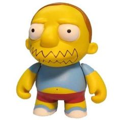 Kidrobot the Simpsons Series 1 Figure - Comic Book Guy