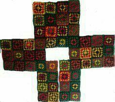 Transcendent Crochet a Solid Granny Square Ideas. Inconceivable Crochet a Solid Granny Square Ideas. Cardigan Au Crochet, Gilet Crochet, Crochet Coat, Crochet Jacket, Crochet Shawl, Crochet Clothes, Blanket Crochet, Crochet Doilies, Point Granny Au Crochet