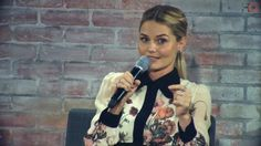 Jennifer Morrison at The Nerd Machine 2016
