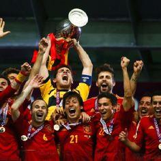 Selección Española Euro 2012