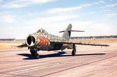North Vietnamese MiG-17.