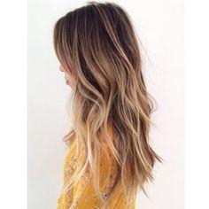 SUNKISSED brunette #anjaburtonhaircolor #ramireztransalon