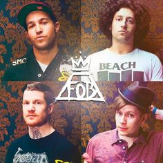 Fall Out Boy. I can't I just can't take it! Patrick can't get any cuter!! <<< Lol True dat! :)