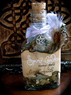 Animal Spirit Guide Herbal Blend-Animal Spirit Guide Blend: Ingredients: Catnip, Sage, Mugwort, Althea, Balm Gilead, Fever Few, Blessed Thistle Does: Helps you connect with your animal spirit guide!