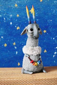 the magical goat by da-bu-di-bu-da on DeviantArt