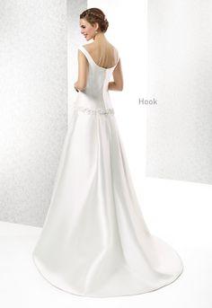 HOOK wedding dress Cabotine