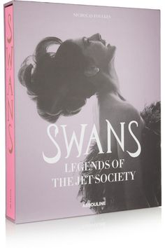 SWANS, Legends of the Jet Society. NEEED this!!! #mrsapproved