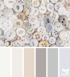Buttoned Tones - http://design-seeds.com/home/entry/buttoned-tones