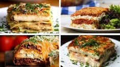 8 Epic Lasagnas  #EPIC #Lasagnas
