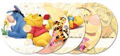 Recorded Media Design for Disney's Winnie the Pooh