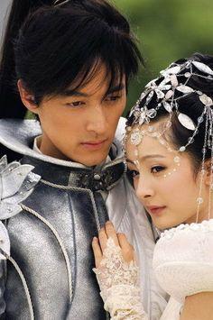 Chinese Paladin 3 《仙剑奇侠传 3》 2009 - Hu Ge, Yang Mi, Liu Shi Shi, Wallace Huo, Tang Yan, Justin Yuan