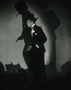 Fred Astaire photographed by Edward Steichen