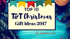 A great list for local Christmas gift ideas from Trinidad and Tobago. Inspirational Gifts, Trinidad And Tobago, Caribbean, Christmas Gifts, Gift Ideas, Xmas Gifts, Christmas Presents