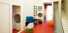 Kindercafé Kinderwirtschaft in Berlin Friedrichshain | Spielen & Krabbeln Brunch So 10 h
