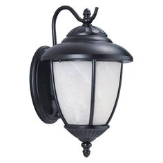 Sea Gull Lighting Yorktown 84050P Outdoor Wall Lantern - 84050PEN-12