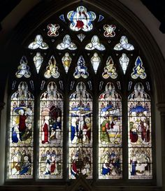 Woodstock-Church Stained Glass