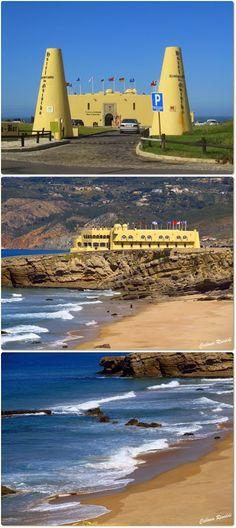 Fortaleza do Guincho - Hotel e Restaurante - Guincho - Cascais Rio, Portugal, Future Travel, Cascais, Country, Water, Destinations, Outdoor, Google