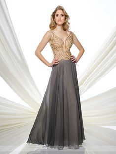Montage by Mon Cheri. Style 216967. Available at WhatchamaCallit Boutique