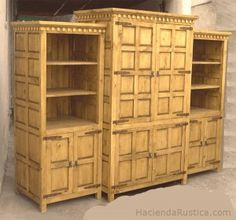 Beau Hacienda Rustica Manufacturing Mexican Custom Furniture With Natural  Sustainable Solid Wood All Our Solid Wood Drawers Are Full Extension Steel  Glides.