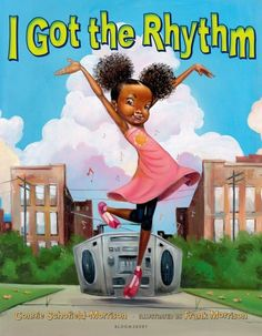 Frank Morrison has illustrated over 20 books, including award winning, Jazzy Miz Mozetta, Queen Latifah's Queen of the Scene, and Little Melba and Her Big Trombone.