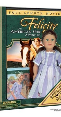 Felicity: An American Girl Adventure Felicity meets Penny, a beautiful copper - colored mare, she knows with all her heart that she must free Penny from her cruel owner. Felicity desperately wishes for that same sureness . Great Films, Good Movies, Patriotic Movies, American Girl Felicity, John Schneider, American Heritage Girls, Family Movies, History Books, Movie Tv