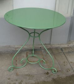 Table Jardin Fer Forge - Maison Design - Juliematthewsart.com