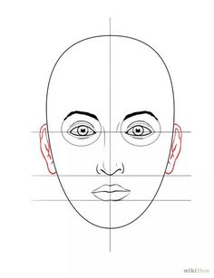 Image intitulée Draw a Face Step 7