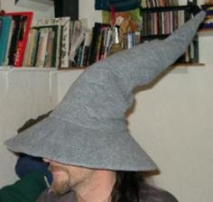 Make Your Own Gandalf Hat