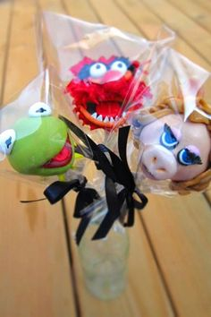 How to Throw a Muppet Party - Party Recipes and Ideas (EasyLiving.co.uk)