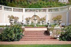 Muizenberg, Cape Town. Casa Labia's garden