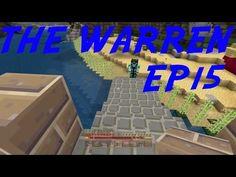 Minecraft - The warren ep15: A whole new world!! - W/HayleyHedgehog - YouTube