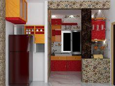 Modular Kitchen Designs, Kolkata - Residential Kitchen Design in Modern Style by Sunny, Interior Designer