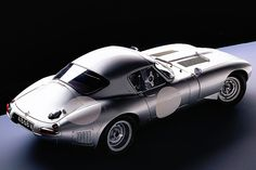 1962 Jaguar E-type 'lowdrag' coupé