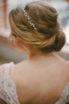 bridal hair accessories britt taylor photography