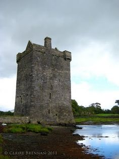 Rockfleet castle - Once home to pirate queen Grace O'Malley