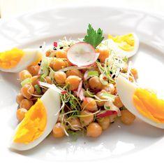 Cobb Salad, Cantaloupe, Fruit, Recipes, Food, Steel, Essen, Meals, Eten