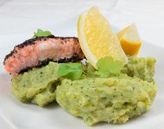 Puré de brócoli y papas - El Gran Chef