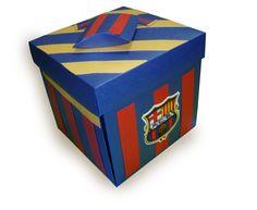 Una caja sorpresa del mejor equipo del mundo!!!
