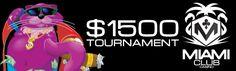 Miami Club Casino $1500 Fancy Feast Tournament