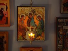 roosje: {little rose}: Icons Blessing My Small Home